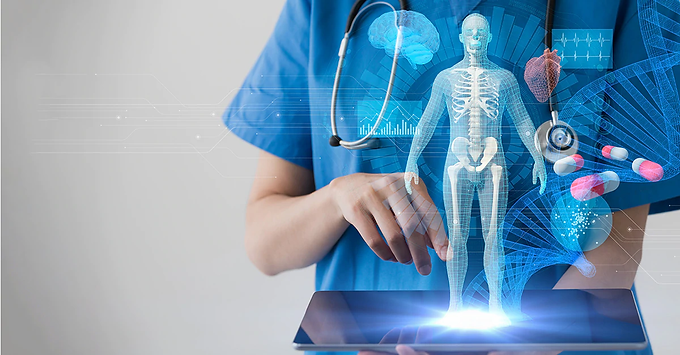 Health care organizations can use AI to solve practical business problems in transformational ways