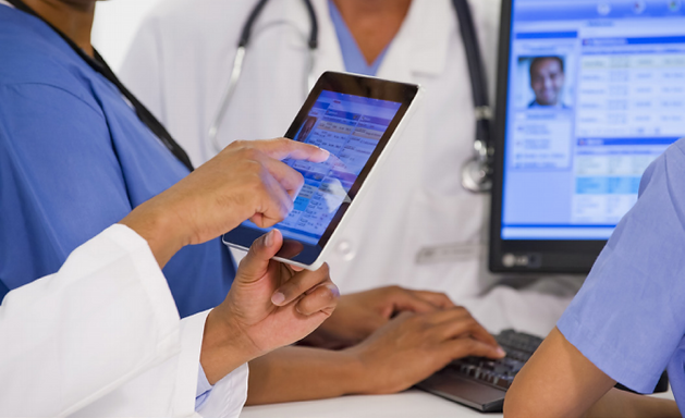'Bots in the rev cycle - Hospitals increase revenue recovery with robotic process automation