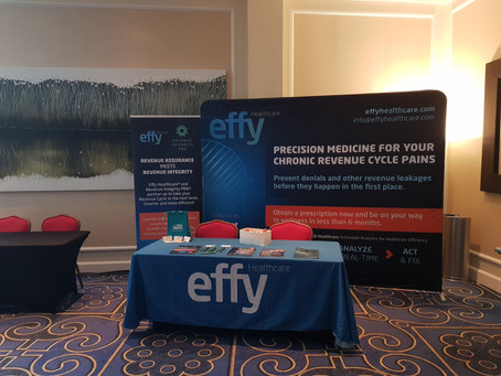 EFFY Healthcare is proud to have been at the HFMA VA-DC Spring Conference