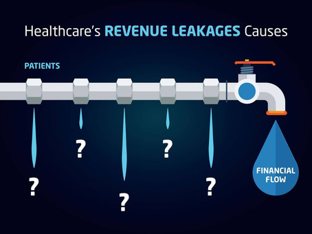INFOGRAPHIC | Healthcare's Top 10 Revenue Leakage Causes