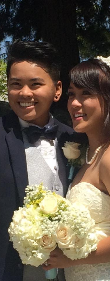 Happy Couple from the Philippines