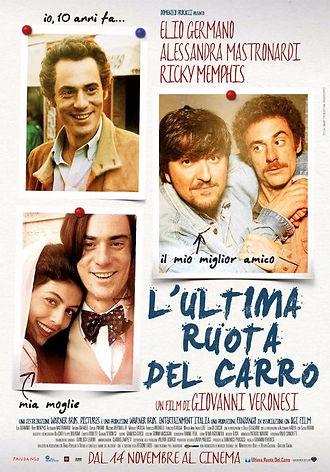 Lultima-Ruota-Del-Carro-Italian-Film-Pos