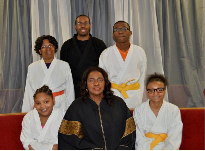 Karate Ministry