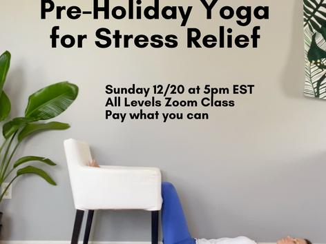 Do you de-stress daily?