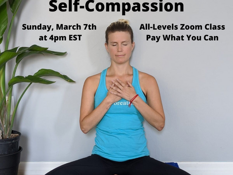The Healing Power of Self-Compassion