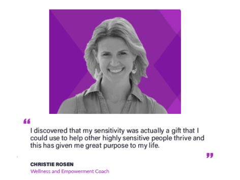 Embrace Your Sensitivity with Christie Rosen - Interview with MysticMag