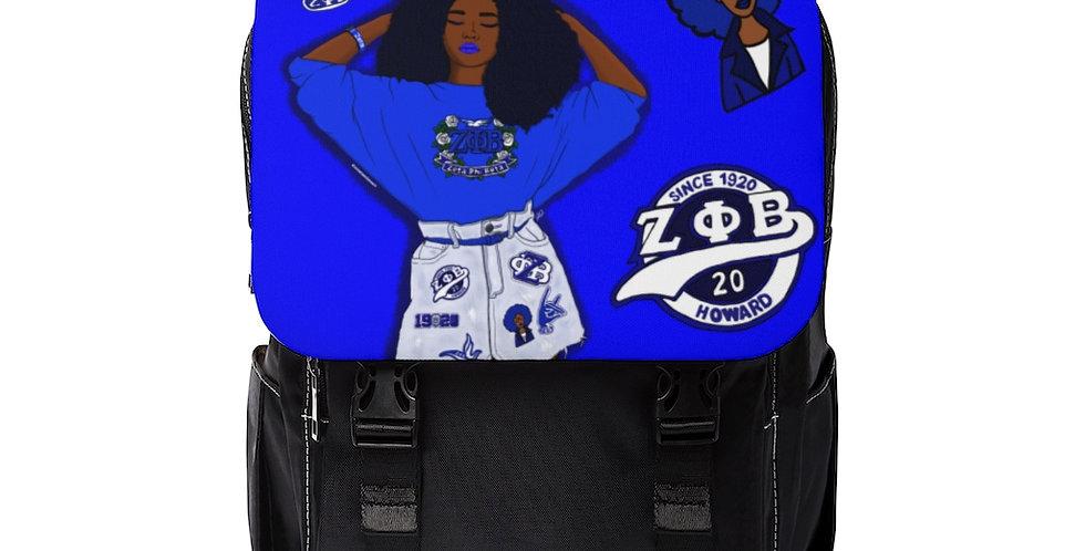 Zeta Centennial Shoulder Backpack