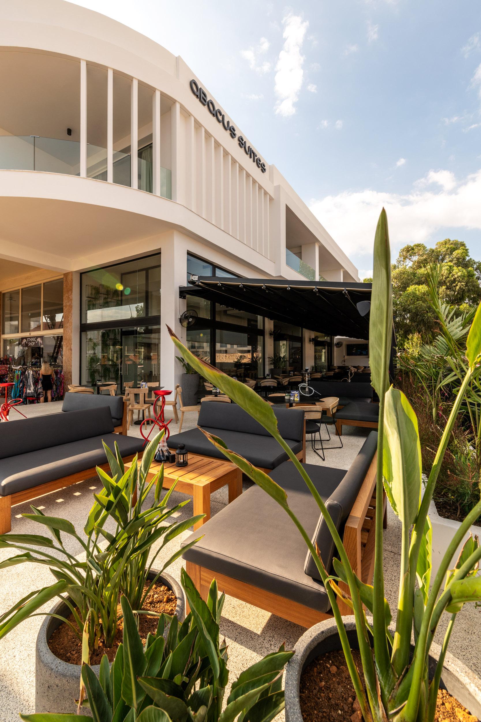 Suite 34 - Café/Restaurant