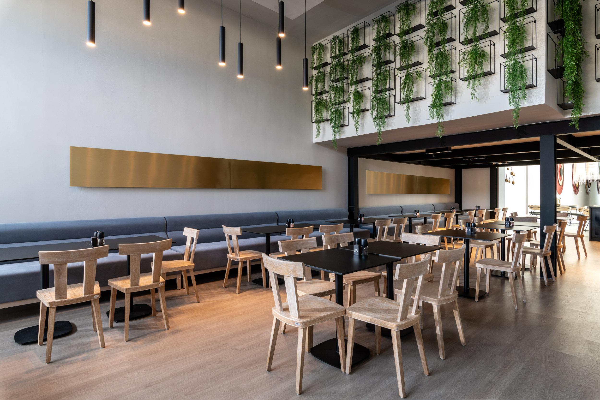 Suite 34 - Restaurant