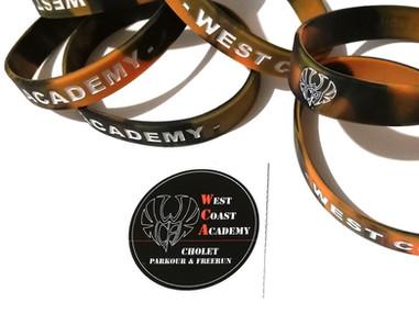 Bracelet WCA Cholet