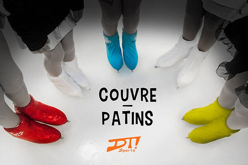 Couvre patin
