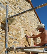 Rénovation maison en pierre