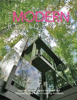 Cover of The Modern Residence. Click to visit https://inspired.uberflip.com/i/1200054-the-modern