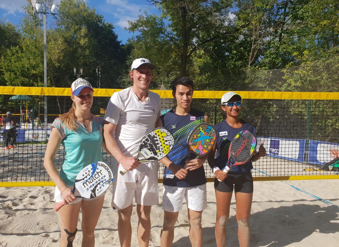 Team SA - Beach Tennis