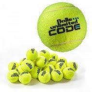 Code Practice balls Yellow (60 ball bag)