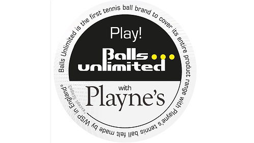 All our balls have the Playne's Stamp of Quality!