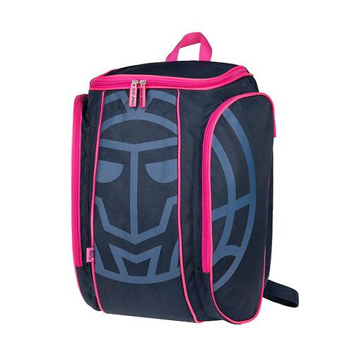 Adisa Backpack - darkblue/pink