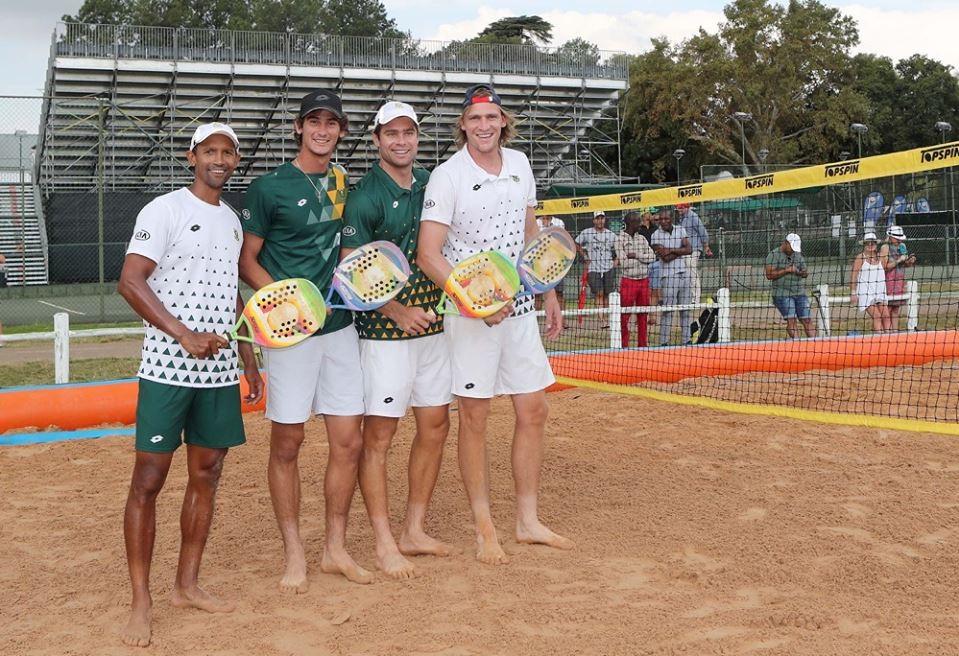 SA Davis Cup Team