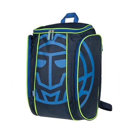 Adisa Backpack - darkblue/neongreen