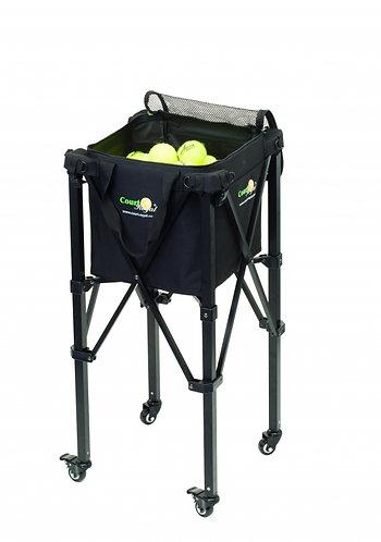 Foldable Ballwagen Basket