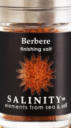 Berbere Finishing Salt