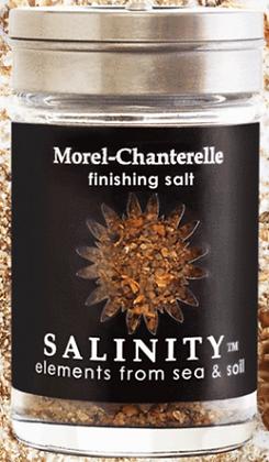 Morel & Chanterelle Finishing Salt