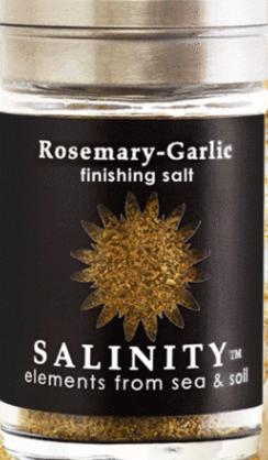 Rosemary-Garlic Finishing Salt