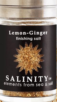 Lemon Ginger Finishing Salt