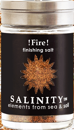 !Fire! Finishing Salt
