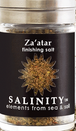 Za'atar Finishing Salt