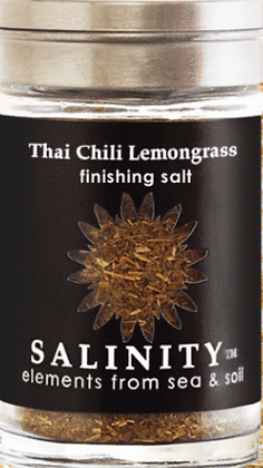 Thai Chili Lemongrass Finishing Salt