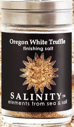 Oregon White Truffle Finishing Salt