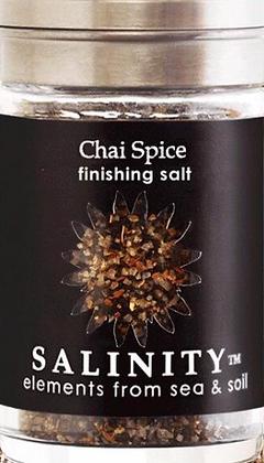 Chai Spice Finishing Salt