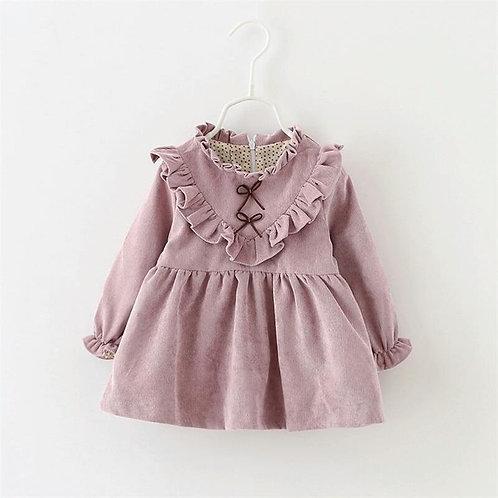 Baby Girls Ruffle Dress