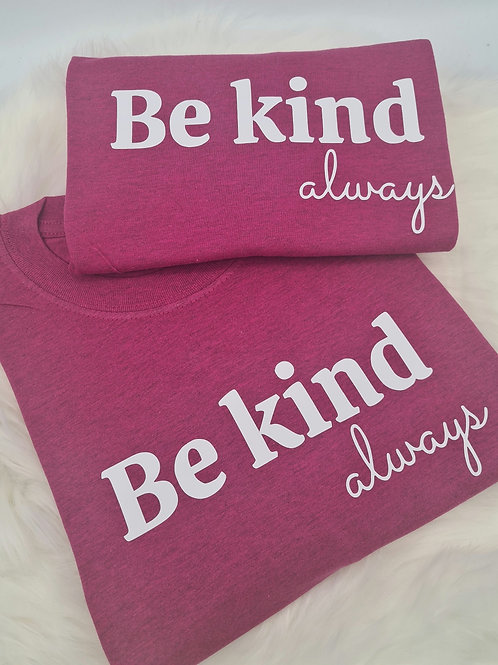 Ollie&Millie's Own - Be Kind Always