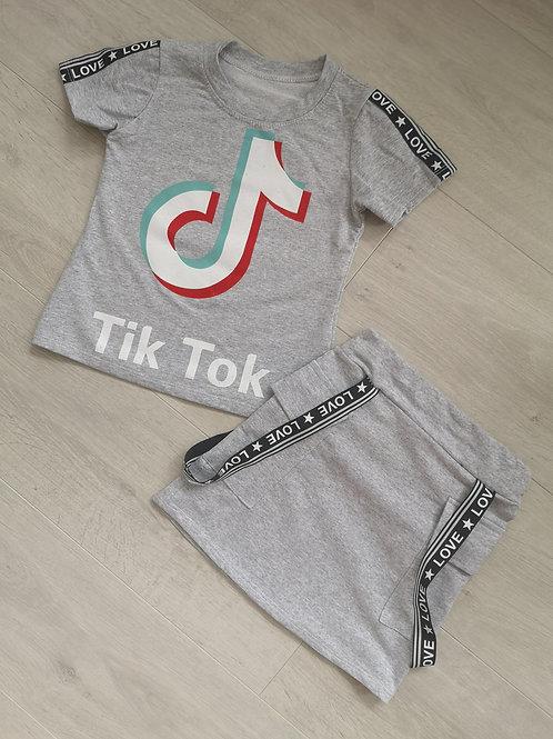 TikTok 2 piece set