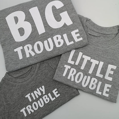 Ollie& Millie's Own - Big and Little Trouble