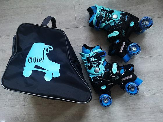 Ollie&Millie's Own - Personalised Skate Bag