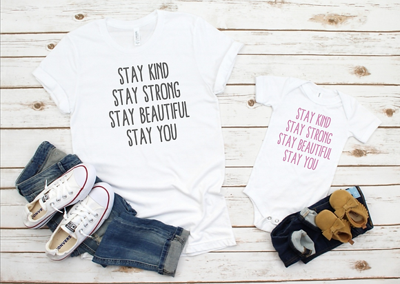 Ollie&Millie's Own - Stay You Matching Set