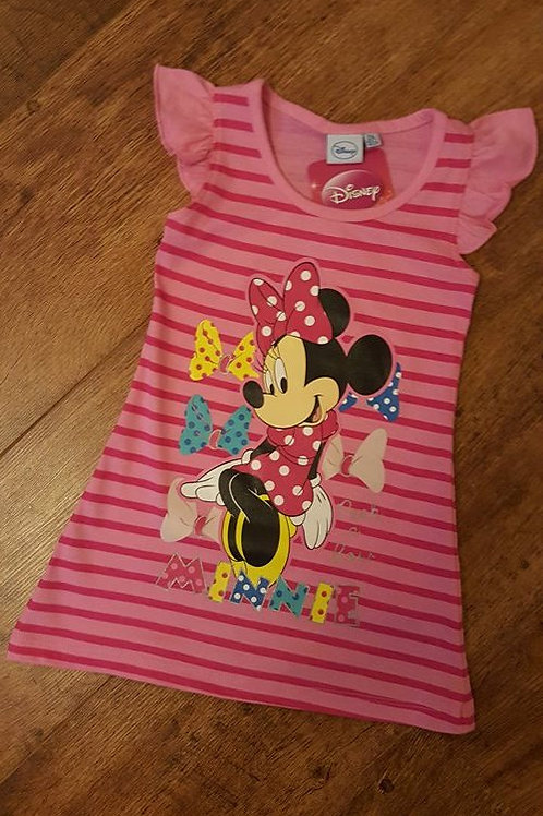 Official Disney Minnie Mouse Summer Dress PINK