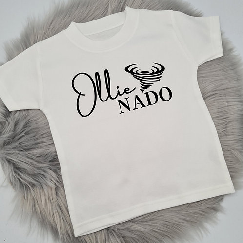 Ollie&Millie's Own - Personalised  NADO Tee