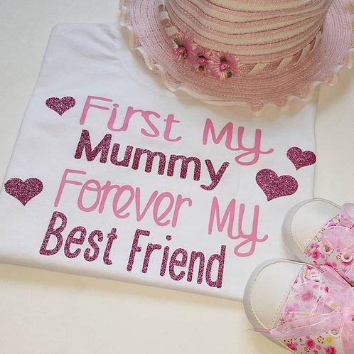 Ollie&Millie's Own - First My Mummy, Forever My Best Friend