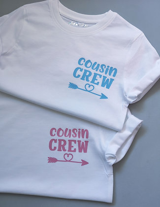 Ollie&Millie's Own - Cousin Crew Tee