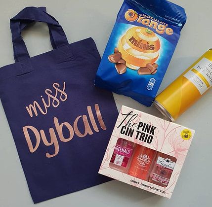 Ollie&Millie's Own - Personalised Teacher Bag