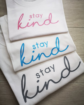 Ollie&Millie's Own - Stay Kind Tee