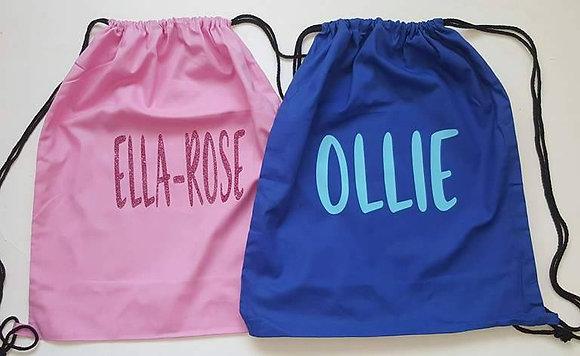 Ollie&Millie's Own - Drawstring Bag
