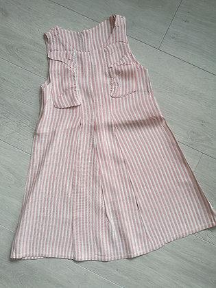 Pink Sparkle Tunic Dress
