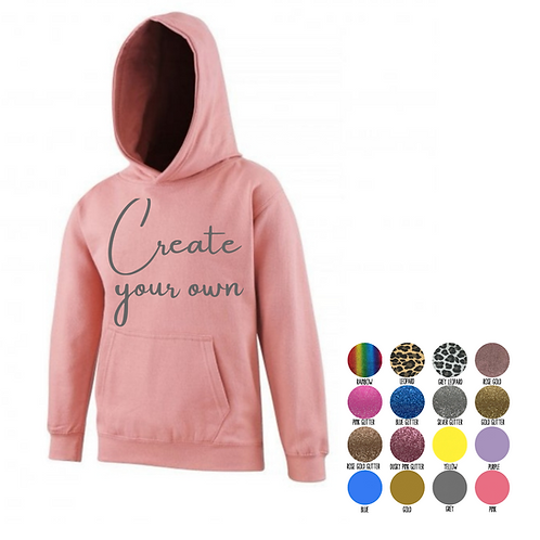 Create your own hoody