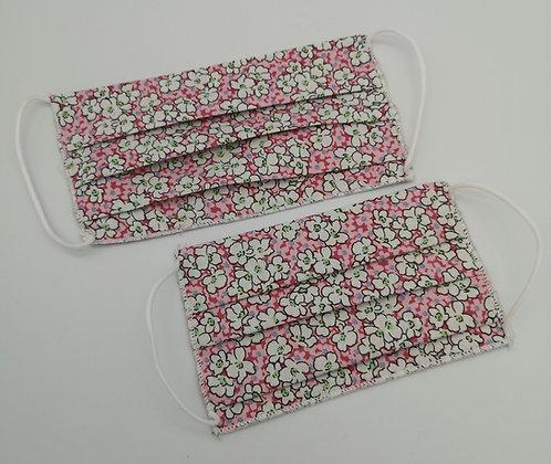 Matching mama and mini masks (sold separately)