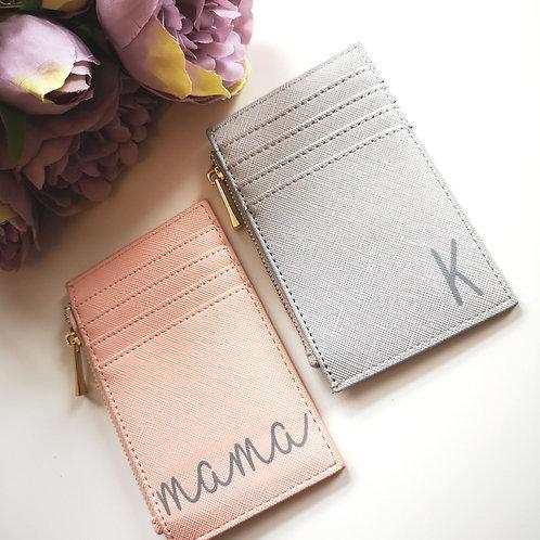 Ollie&Millie's Own - Personalised Card Wallet